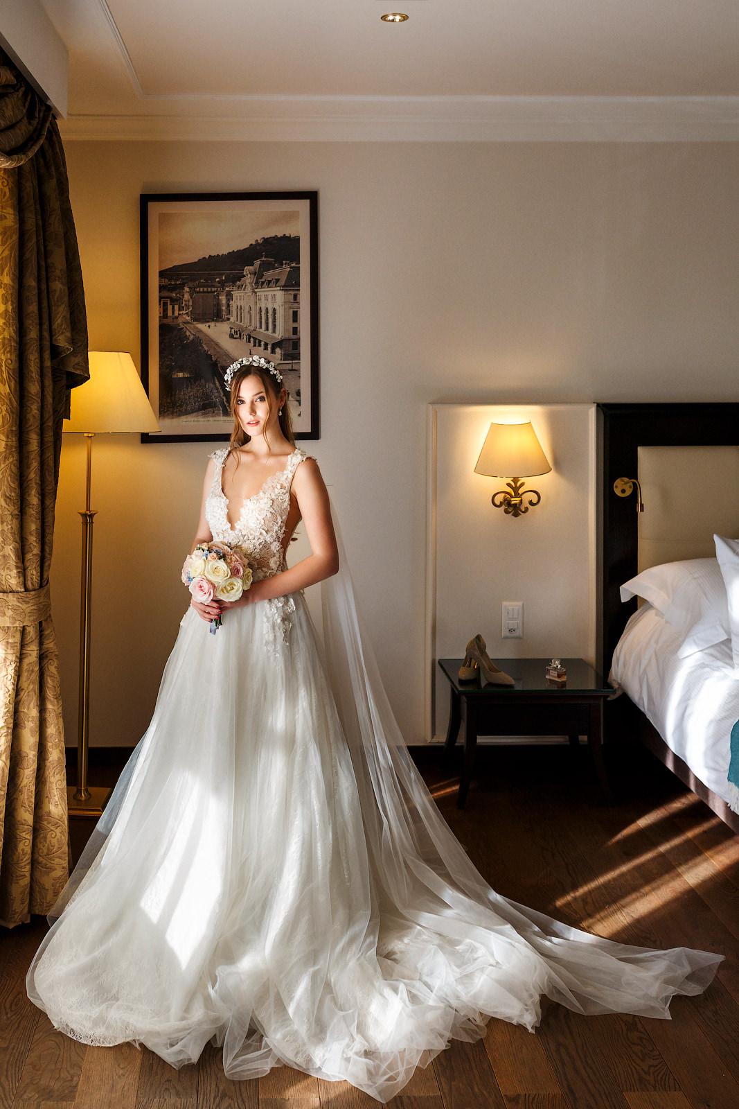Hochzeitsfotograf in Montreux