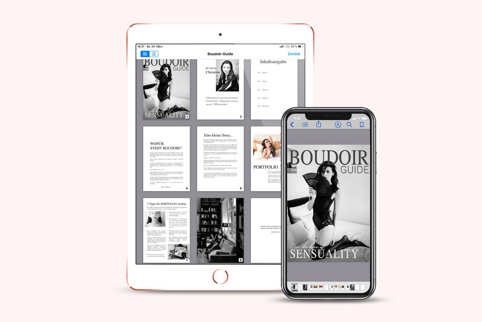 Boudoir Photography Guide für Fotografen