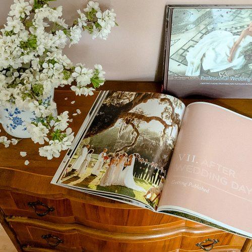 Buchempfehlung für Fotografen zum Thema Hochzeitsfotografie