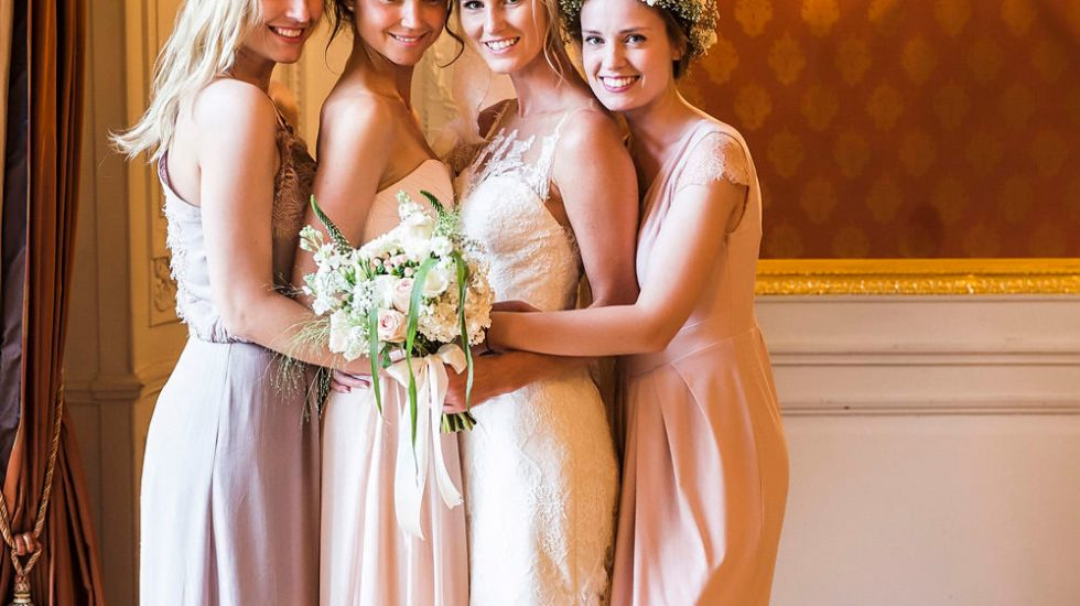Bridal Party fotografieren