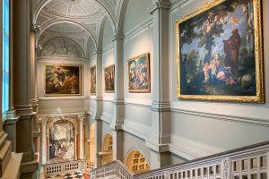 Raffael und die Gemäldegalerie Alte Meister in Dresden